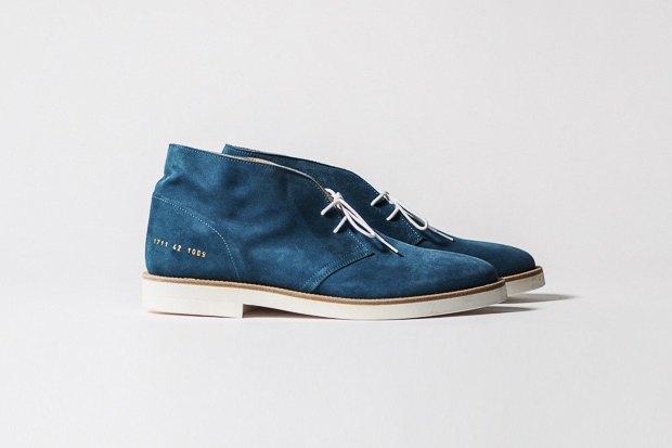 Марка Common Projects опубликовала лукбук осенне-летней коллекции обуви. Изображение № 12.