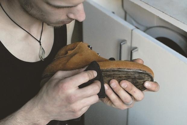 Обувь своими руками: Как сделать ботинки мечты в домашних условиях. Изображение № 52.