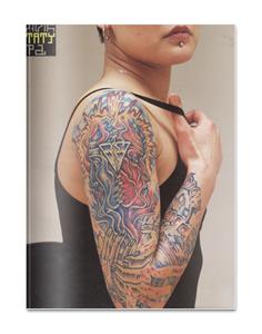 Что стало с советской татуировкой после распада СССР. Изображение № 6.