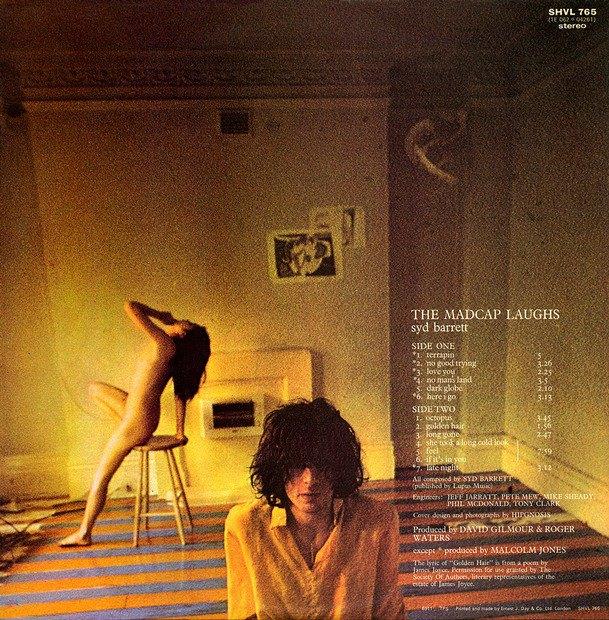 Умер создатель обложек альбомов Pink Floyd и Led Zeppelin Сторм Торгерсон. Изображение № 10.
