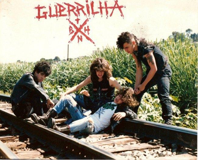 В сети появились архивные фотографии Sepultura. Изображение № 7.
