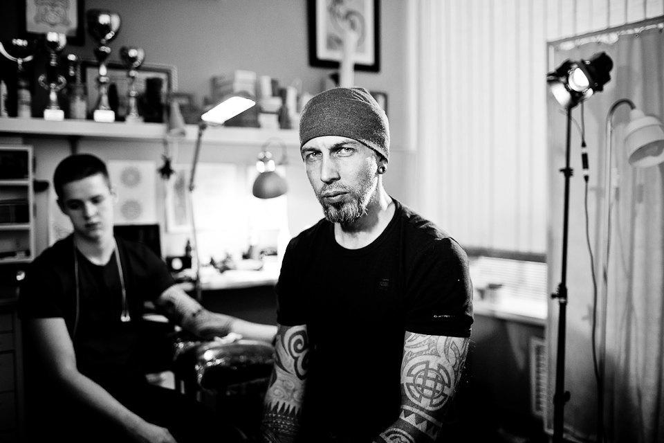 Бьет — значит любит: Старейшие татуировщики Москвы и их лучшие работы. Изображение № 13.