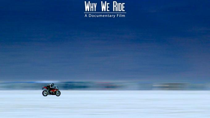 Вышел документальный фильм про мотоциклистов Why We Ride. Изображение № 1.