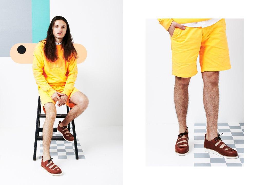 Магазин Kixbox выпустил лукбук весенней коллекции одежды. Изображение № 17.