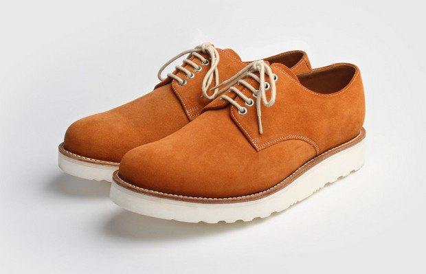Марка Grenson выпустила весеннюю коллекцию обуви. Изображение № 39.