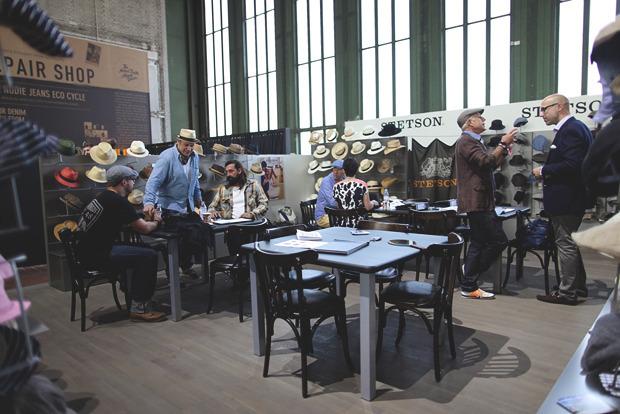 Детали: Фоторепортаж с выставок Bread & Butter, Capsule и открытия магазина Stussy в Берлине. Изображение № 41.