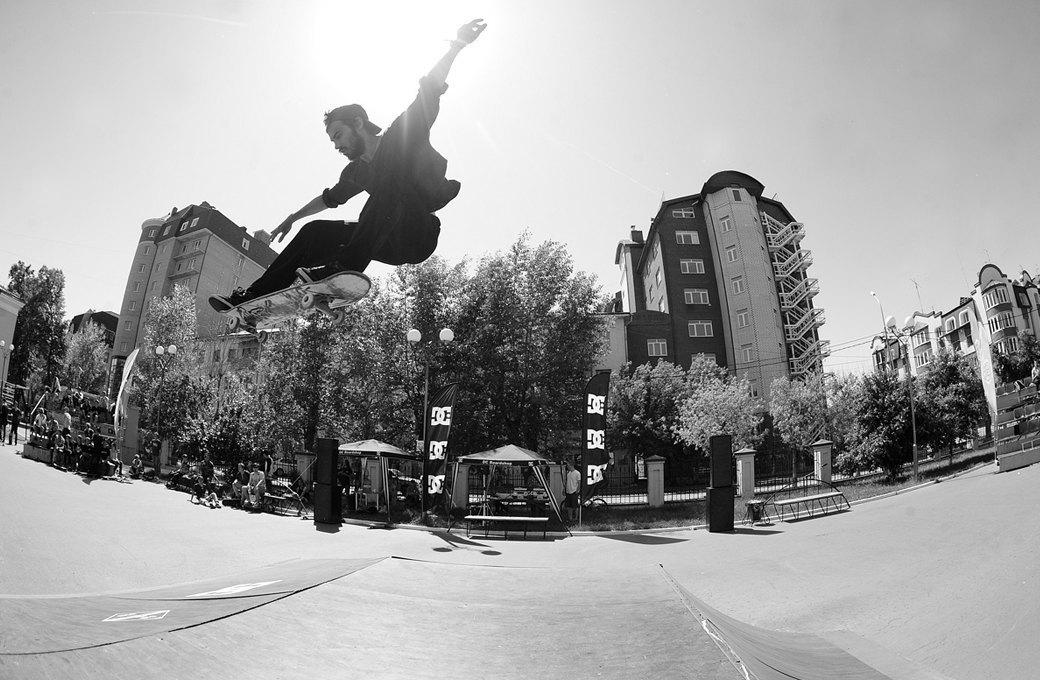 Фотоблог скейтера: Алексей Лапин о скейт-лагере в Сибири. Изображение № 17.