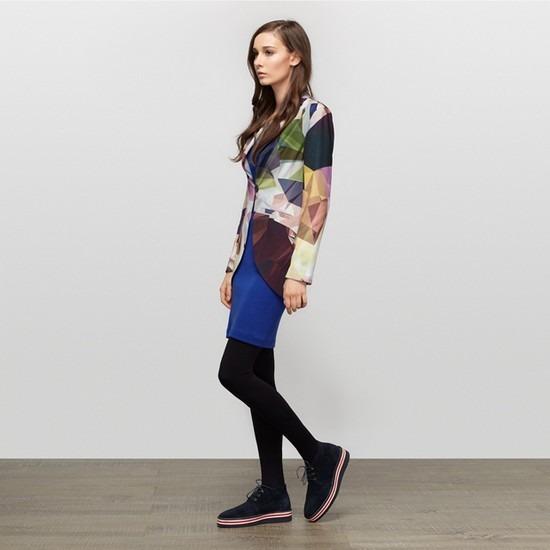 Магазин Kixbox опубликовал лукбук осенне-зимней коллекции одежды. Изображение № 7.