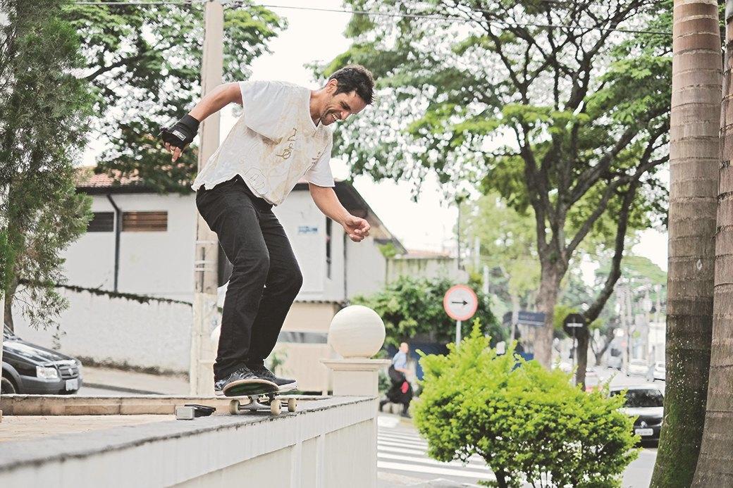 Доска почета: Несколько дней со скейтбордистами Сан-Паулу. Изображение № 21.