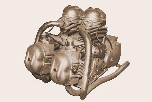 Сумасшедший гений: 10 самых странных и недооцененных мотоциклов. Изображение № 13.