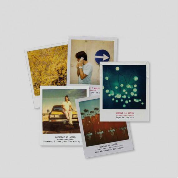 Новая модель фотоаппарата Polaroid. Изображение № 8.