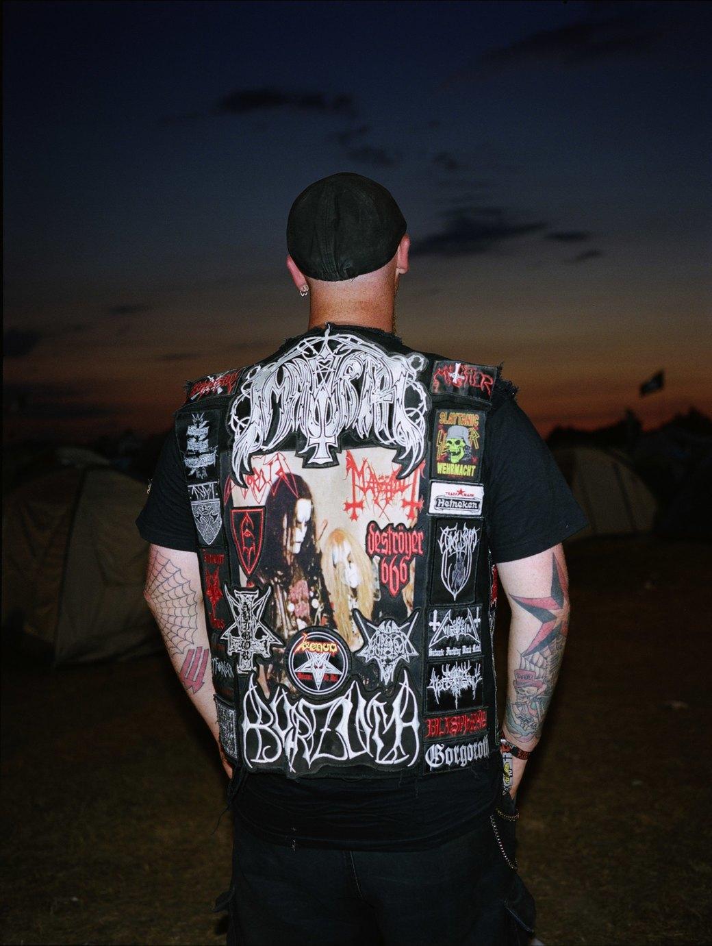 Цельнометаллическая оболочка: Путеводитель по курткам металлистов в формате фоторепортажа. Изображение № 36.