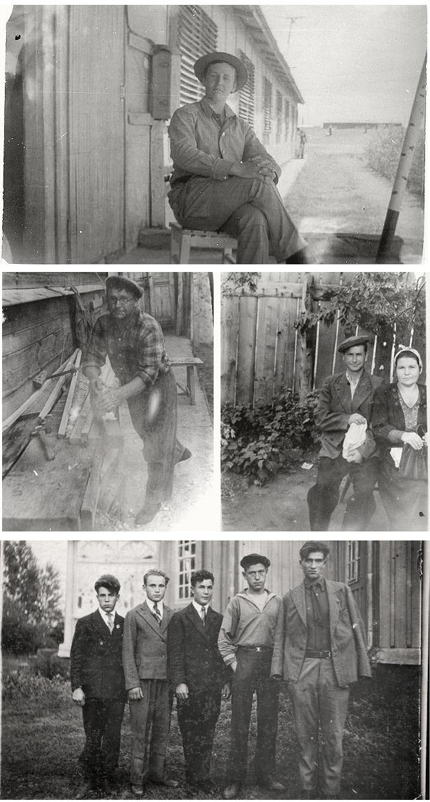 Старик и мода: Юлия Выдолоб о семейных фото как источниках вдохновения. Изображение № 2.