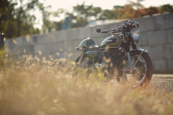 10 лучших мотоциклов года по версии сайта Bike Exif. Изображение № 1.