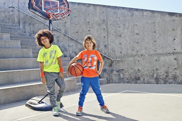 Марка H&M Sport опубликовала лукбук осенне-зимней коллекции . Изображение № 7.