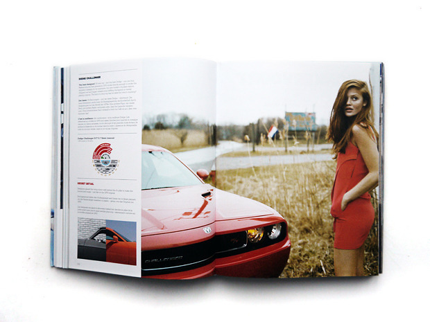 Фотографии из книги Intersection Cars Now — каталог наиболее интересных редакторам журнала современных автомобилей. Изображение № 11.