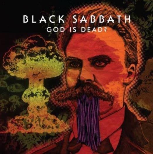 Вышел первый сингл «God Is Dead?» с нового альбома Black Sabbath «13». Изображение № 1.