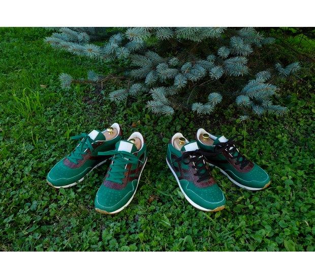 Марка AFOUR и магазин Zefear представили совместную коллекцию кроссовок. Изображение № 2.