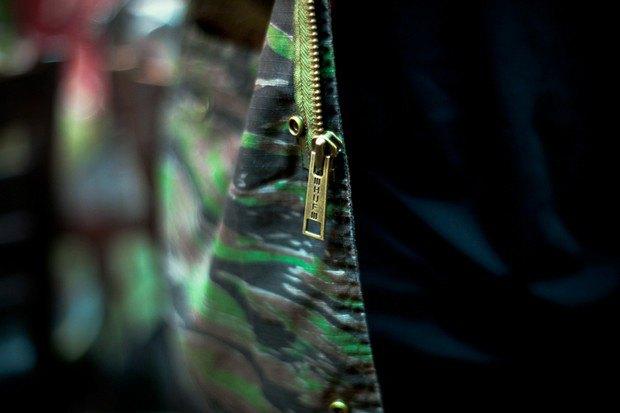 Марка Huf опубликовала лукбук весенней коллекции одежды. Изображение № 13.