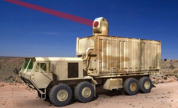 Армия США завершила испытания лазерной пушки. Изображение № 2.