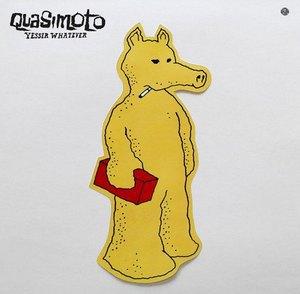 Мадлиб представил новый трек с предстоящего альбома своего проекта Quasimoto. Изображение № 1.