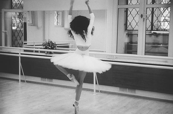 Классические формы: Балерина. Изображение № 9.