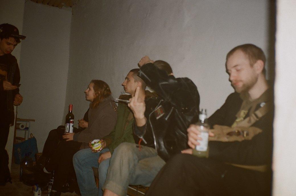 Фоторепортаж: Боровик Ералаш и The Cold Dicks на фестивале «Переугар». Изображение № 1.