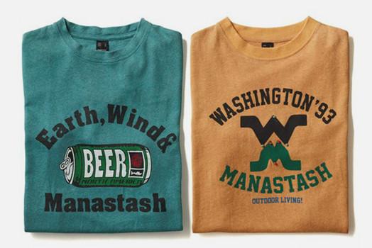 Американская марка Manastash выпустила весеннюю коллекцию одежды. Изображение № 10.