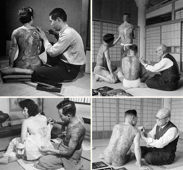 Путеводитель по культуре японских татуировок. Изображение № 3.