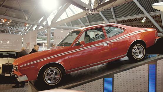 Репортаж с выставки машин Джеймса Бонда. Изображение № 4.