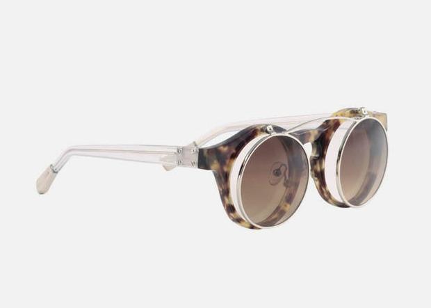 Дизайнер Крис Ван Аш выпустил летнюю коллекцию солнцезащитных очков. Изображение № 8.