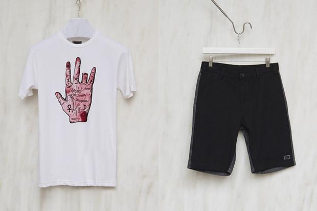 Американская марка Freshjive выпустила вторую часть весенней коллекции одежды. Изображение № 12.
