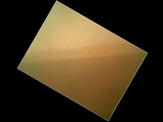 Первые кадры, полученные с Curiosity. Изображение № 17.
