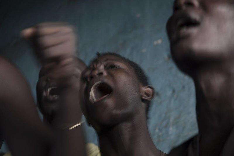 Как подростки Сьерра-Леоне годами живут в тюрьме в ожидании суда по их делу. Изображение № 6.