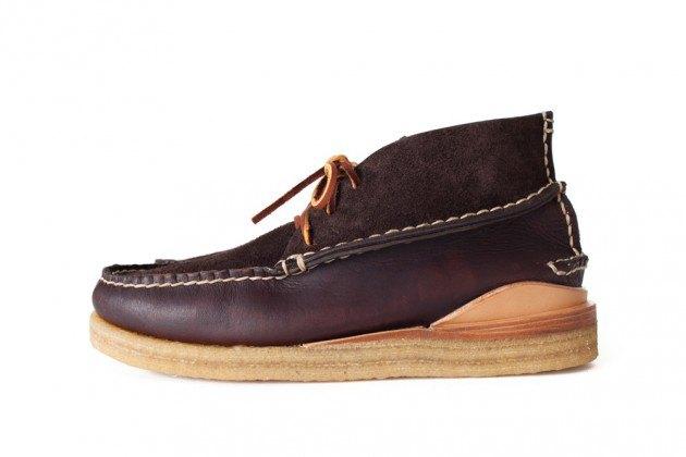 Марка Visvim представила вторую часть осенней коллекции обуви. Изображение № 1.