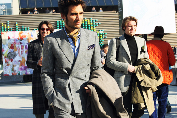 Итоги Pitti Uomo: 10 трендов будущей весны, репортажи и новые коллекции на выставке мужской одежды. Изображение № 137.