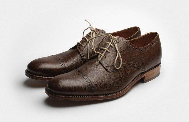 Марка Grenson выпустила весеннюю коллекцию обуви. Изображение № 28.