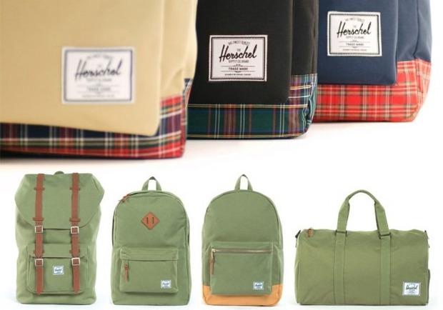 Канадская марка Herschel выпустила новую коллекцию рюкзаков линейки Holiday. Изображение №8.