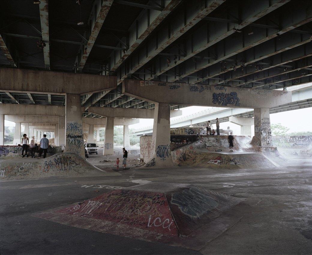 Фотопроект: Увядающая культура самодельных скейт-парков. Изображение № 14.