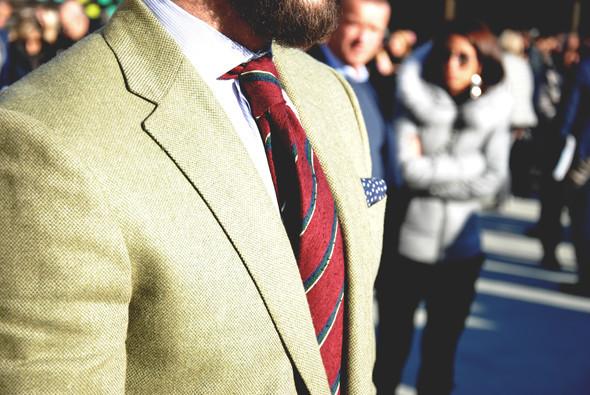 Детали: Репортаж с выставки мужской одежды Pitti Uomo. День второй. Изображение № 23.
