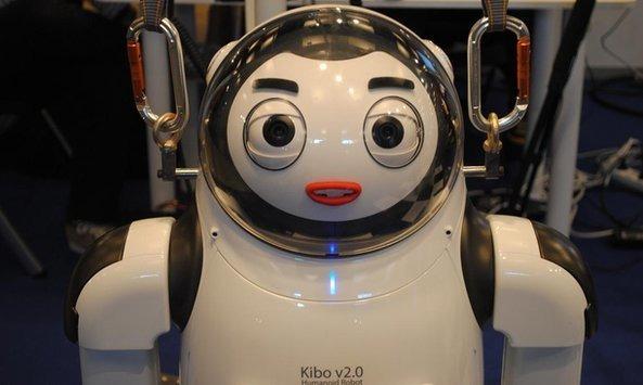 Японцы отправят на МКС первого андроида-космонавта. Изображение № 1.