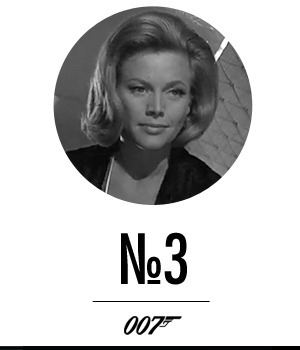 Голосование: Читатели FURFUR выбирают лучшую девушку Джеймса Бонда. Изображение № 8.