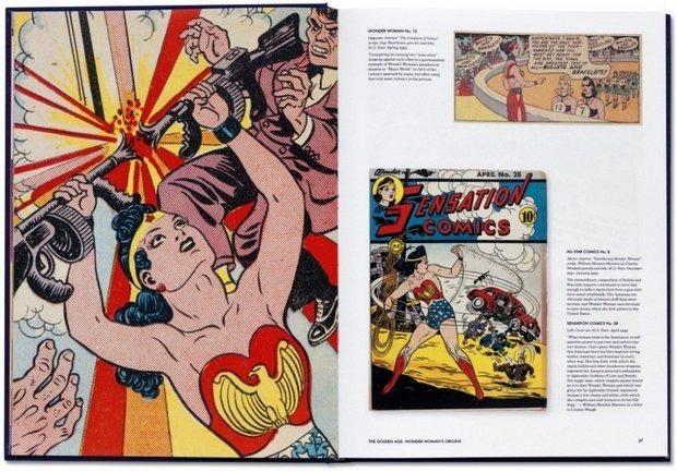 Вышла книга об истории комиксов The Golden Age of DC Comics. Изображение № 4.