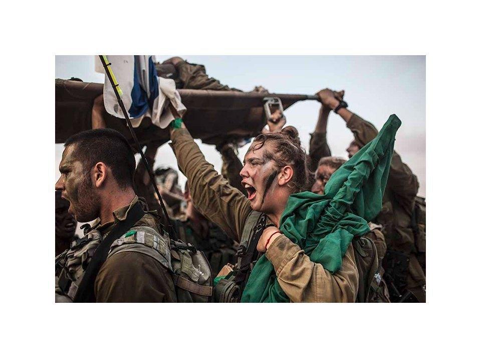 Фотопроект: Как служат женщины в армии Израиля. Изображение № 3.