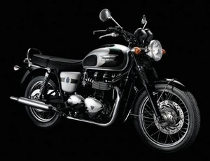 Французский механик собрал кастом культовой модели Triumph Bonneville T100. Изображение № 5.