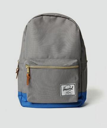 Марки Herschel и Beams выпустили совместную коллекцию рюкзаков. Изображение № 1.