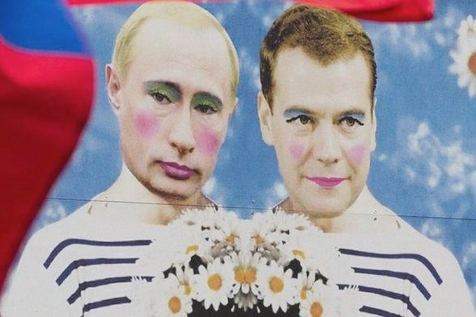 15 политических граффити из разных уголков мира. Изображение № 15.