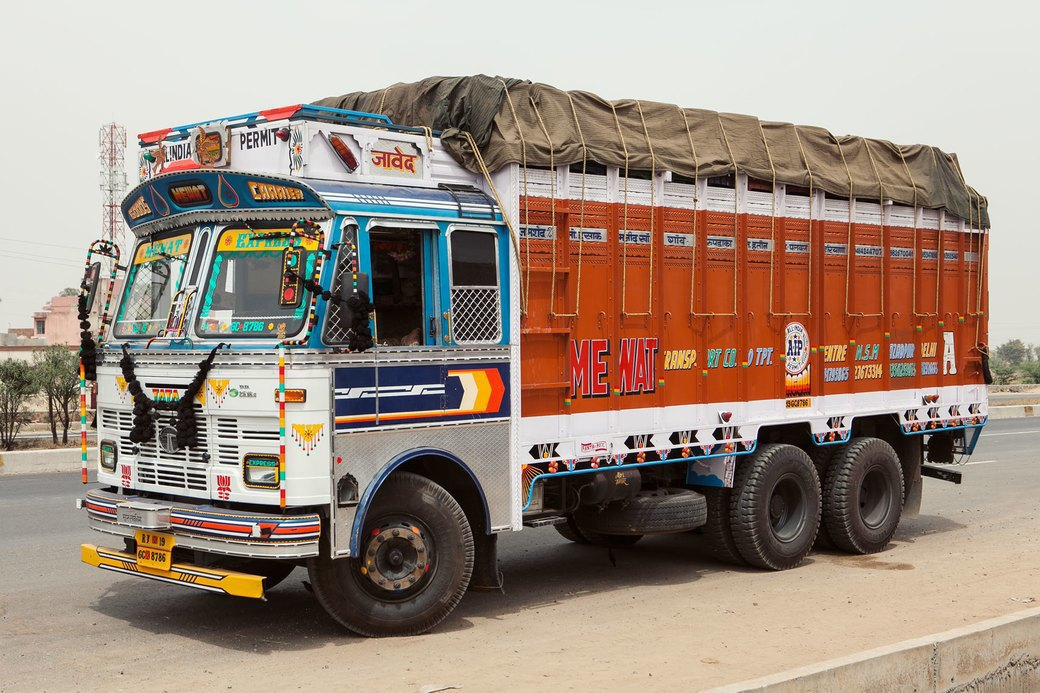 Я и друг мой грузовик: Индийские дальнобойщики и их автомобили. Изображение № 3.