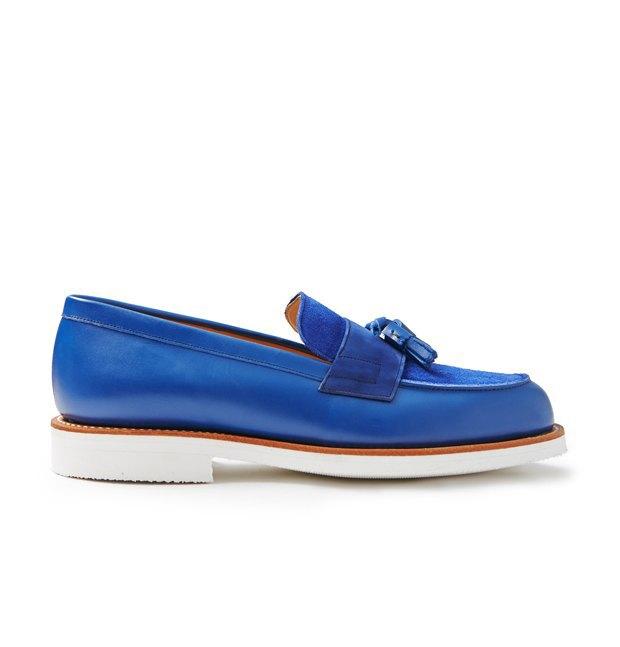 Магазин Fancy Crew и марка Grenson выпустили совместную модель обуви. Изображение № 5.