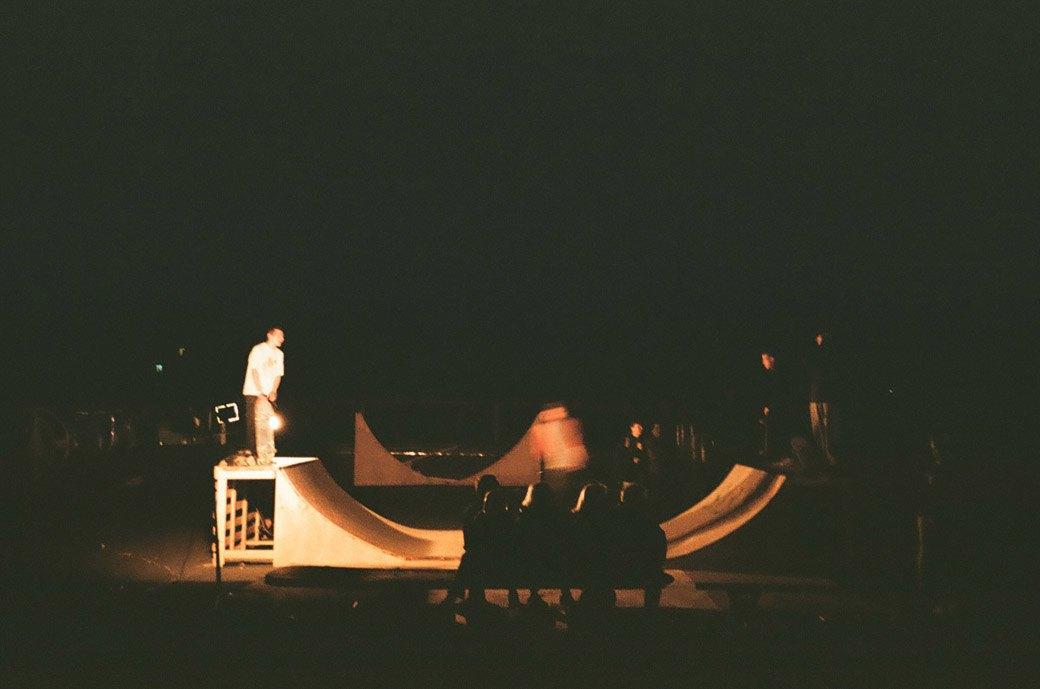 Фотоотчёт: Вечеринка на крыше торгового центра. Изображение № 20.
